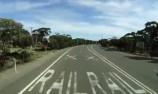 VIDEO: Australian crossing in time lapse