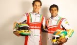 2014: Senna and Chandhok join FIA Formula E series