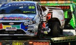 Wilson battles for Perth amid V8 Ute rebuilds