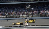 Hunter-Reay secures nail-biting Indy 500 win
