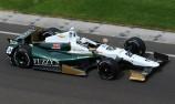 Ed Carpenter breaks 230mph at Indianapolis