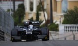 Evans pipped to maiden GP2 win in Monaco