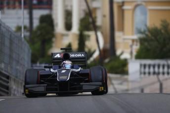 Mitch Evans scores first podium of the season at Monaco