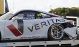 Slade's weekend in Porsche event over