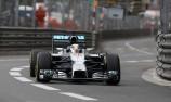 Hamilton edges Rosberg to set Monaco pace