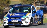 Harris leads Ford sweep in Ute qualifying