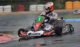 Joey Hanssen on top in Adelaide practice