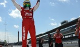Razia breaks duck as Brabham claims fourth