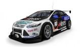 Focus V8s prepare for European debut
