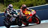 Marquez denies Lorenzo Jerez pole