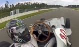 VIDEO: Nico Rosberg's cool selfie