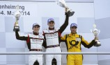 Bamber wins on debut in Carrera Cup Germany