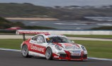 Baird and Twigg win Carrera Cup smash fest