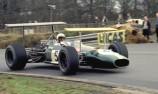 Surtees rates Jack Brabham his toughest rival