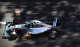 Rosberg breaks Hamilton run in Monaco