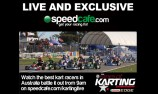Live video from Stars of Karting