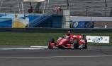 Scott Dixon tops combined Indy GP practice
