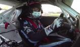 VIDEO: McLaughlin's Porsche lap and spin