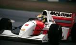 VIDEO: Senna's opening lap at Donington '93