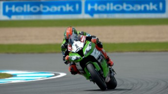 Tom Sykes secures Donington Park double