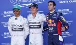 Rosberg triumphs in Monaco Mercedes duel