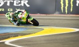 Castrol-backed Bautista podiums MotoGP at Le Mans