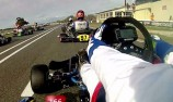 VIDEO: Karting that gets your heart racing