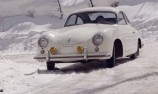 VIDEO: The Porsche from the Winter of 53