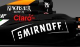 Force India signs Smirnoff deal