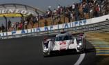 Audi wins after late heartbreak for Webber