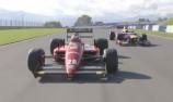 VIDEO: Vettel and Berger swap cars