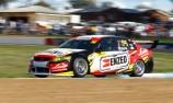 Team owner tests FPR V8 Supercar