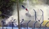 Defending Le Mans winner in massive crash