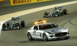 FIA rubber stamps F1 standing restarts