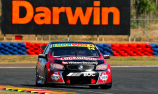 New suspension gets green light for Coulthard