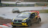 Foust slides to World RX win in Finland