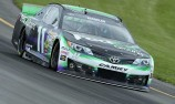 Denny Hamlin delivers Pocono 400 pole