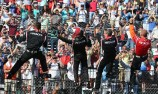 Castroneves spoils Power double in Detroit