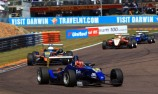Hodge regains F3 points lead in Darwin