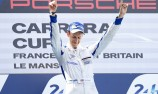 Barker scores big win in Le Mans Carrera Cup
