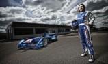 Legge joins Formula E with Amlin Suzuki