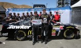 Jamie McMurray takes Sonoma pole
