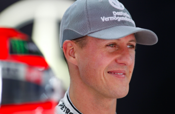 Schumacher out of coma, leaves hospital