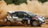 Differing tactics for Reeves, Pedder at Rally QLD
