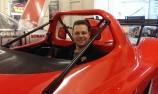 Hughes carries Simonsen's memory in Sports Racer debut