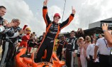 Pagenaud survives incident-packed Houston race