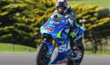 Weather and wildlife obstruct Suzuki's PI test