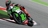 Sykes breaks lap record for pole in Misano
