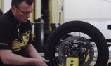 VIDEO: Black art of tyres at the TT