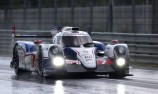 Toyota leads Audi after eight hours at Le Mans